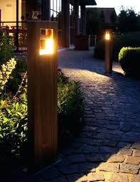 garden lighting bollards. Garden Lighting Bollards Discover All The Information About Product Bollard Light Contemporary Metal Led . A