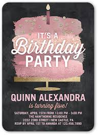 birthday invitations samples birthday invitation wording for kids guide shutterfly