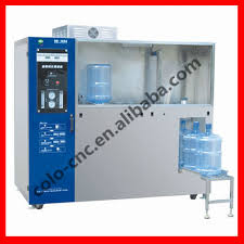 Water Dispenser Vending Machine Cool Outdoor Automatic RO Pure Water Dispenser Bottled Water Vending