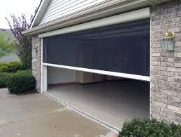 retractable garage door screensRetractable Garage Door Screen Give Appealing Value to Your Home