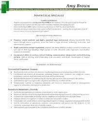 Litigation Paralegal Resume Paralegal Resume Template Litigation ...