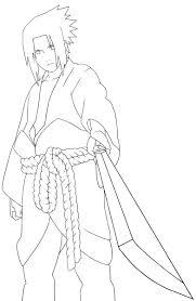 Naruto Coloring Pages K5 Worksheets