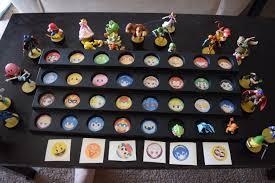 Photo Album Display Stand Amiibo Display Stand Display Nintendo And Super Smash Bros 65