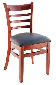 premium us made ladder back chair