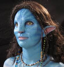 avatar na vi makeup have you seen some of the amazing na vi costumes everyday people