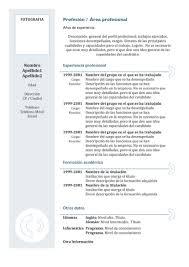 Modelos De Resume Modelos De Resume Student Resume Template Zooz24 Plantillas 17