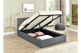ottoman storage bed double wooden ottoman double bed frame ft double grey check fabric ottoman bed