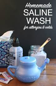 cold sniffles or allergies got you down neti pots and saline nasal sprays