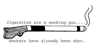 Anti Smoking Quotes Interesting Anti Smoking Quotes