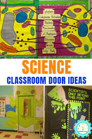 21 Clever Science Classroom Decorating Ideas For Your
