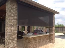 modern outdoor patio shades