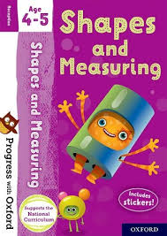 <b>Progress with</b> Oxford: Shapes and Measuring Age 4-5 by <b>Sarah</b> ...