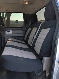 ford f150 standard color seat covers rear seats
