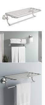 Small glass bathroom shelf Chrome Stainless Bathroom Shelf Wooden Towel Shelf For Bathroom Glass Bathroom Shelf With Towel Bar Bathroom Corner Shelf Wall Shelf With Towel Bar Morethan10club Bathroom Stainless Bathroom Shelf Wooden Towel Shelf For Bathroom