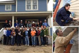 Leading By Example: Habitat for Humanity's CEO Build - The Opus ...