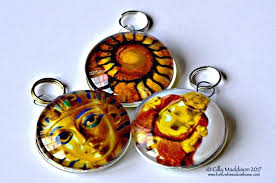 how to make pendants easy to make glass pendants no bezel or tray needed pendants for ashes whole