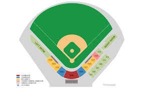 Ucf Baseball Stadium Seating Chart Right Ucf Football Stadium Seating Chart Spectrum Stadium
