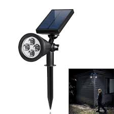 led solar powered outdoor wall light waterproof 180 angle adjustable path lights landscape lamp banggood com sold out