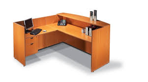 front desk furniture design. Bow Front Reception Desk Price : Starting At $452. Color/Finish Mahogany, Dark Cherry \u0026 Light Cherry, Espresso, Warm Walnut And Honey Furniture Design O