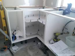 ikea sektion base cabinet impressive design corner kitchen cabinet part 2 extract and install pertaining to ikea sektion base cabinet