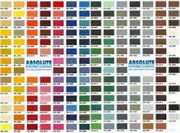 Tiger Drylac Ral Powder Coat Color Chart 5 Ral Powder Coat Colors Gobebaba Powder Coating Color