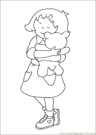 Caillou Coloring Pages 036 Coloring Page Free Caillou Coloring