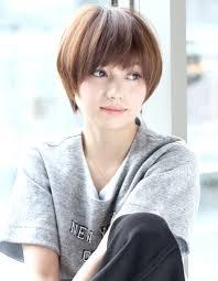 小顔フェミニンショートky 89 ヘアカタログ髪型ヘアスタイル