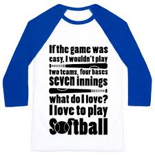 pics of softball sayings softball sayings baseball tees lookhuman
