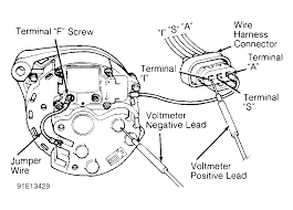1994 diagrams ford explorer and ford ranger forums serious alternator s test