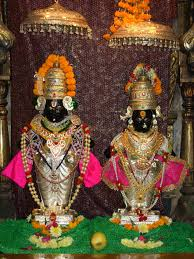 Image result for image of pandurang of pandharpur