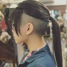 Omuさんはinstagramを利用しています刈り上げ女子 刈り上げ
