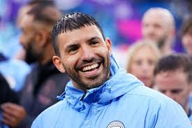 Spanish giants have confirmed the signing of man city's argentine striker sergio aguero on a free transfer. 55fnyricq Mspm