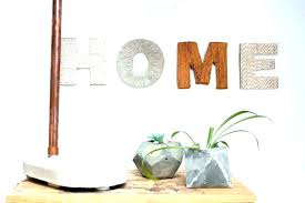 wall decor letters with lights mirrored a set of 3 mirror for surprising photographs home w