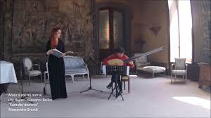 Cantabo Domino - Alessandro Grandi - YouTube