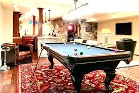 pool table carpet replacement basement on modern rugs rug billiards traditional with red pattern
