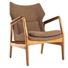teak retro furniture. Aksel Bender Madsen Bovenkamp Wingback Lounge Chair, 1960s | From A Unique Collection Of Antique And Modern Chairs At Teak Retro Furniture