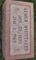 Elmer Whittaker (1895-1965) - Find A Grave Memorial