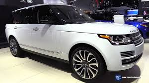 faze rug car interior. 2017 range rover autobiography lwb - exterior and interior walkaround montreal auto show youtube faze rug car a