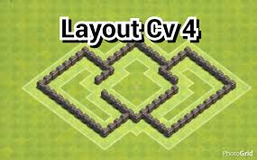Clash Of Clans Layout Para Cv 4 Push Anti Farm Guerra Best