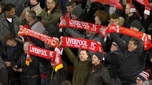 Liverpool Fans Fill Anfield With Sounds Of Youll Crowd