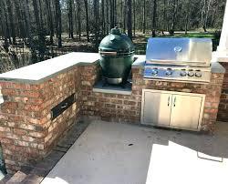 built in green egg green egg outdoor kitchen green egg outdoor kitchen plans green egg accessories
