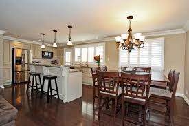 Kitchen And Dining Room Layout Kitchen Dining Room Combo Splanch Pinterest Kitchen Dining