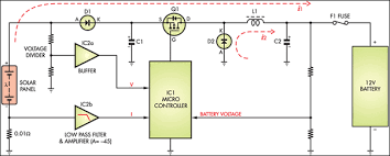 solar charge controller circuit diagram the wiring diagram mppt solar charge controller circuit diagram wiring diagram circuit diagram