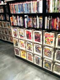 comic book display comic book storage comic book shelf ideas best comic book storage ideas on