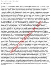 Personal Statements  Writing Dental School Personal Statements How     Pinterest Related For     examples of medical school personal statement