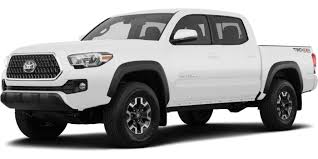 Toyota Truck Gas Mileage Chart 2020 Toyota Tacoma Prices Reviews Incentives Truecar