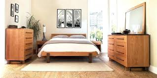 Bedroom: Solid Wood Contemporary Bedroom Furniture