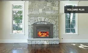 zero clearance wood burning fireplace insert supreme volcano wood burning fireplace insert zero clearance wood burning