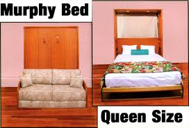 murphy bed hawaii. Simple Murphy 1919 Queen Size Murphy Bed With Lights 69u2033W X 84u201dH Mattress Included  299500 To Hawaii Y