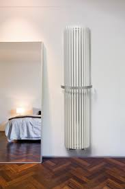 Radiator Woonkamer Verticaal Radiatoren En Vloerverwarming Barts